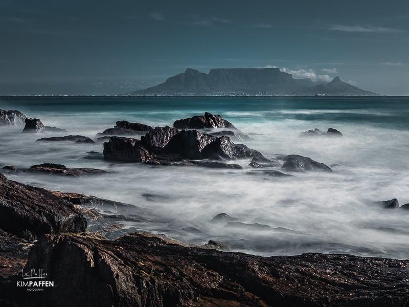 Landscape Photography Cape Town: Table Mountain