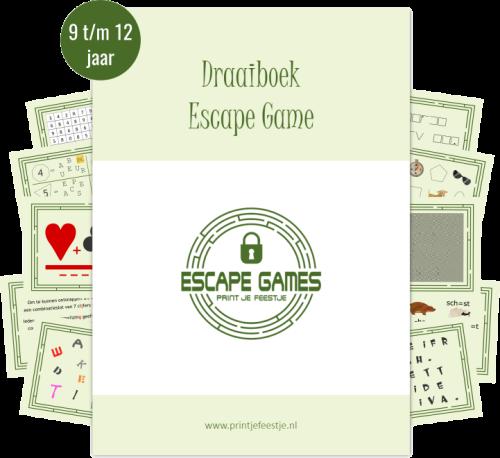 Kinderfeestje Escape Game
