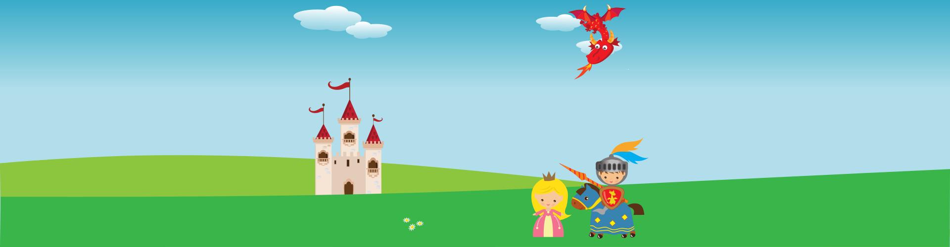 speurtocht kinderfeestje ridders