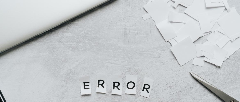 De zeven meest gemaakte fouten op het gebied van recruitment technologie.