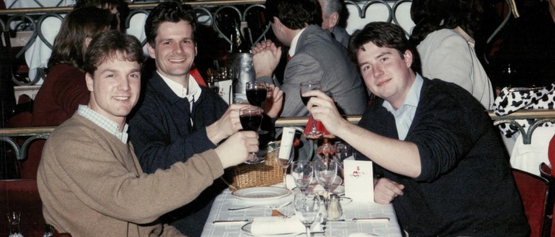 Het verhaal van 20 jaar Kirkman Company