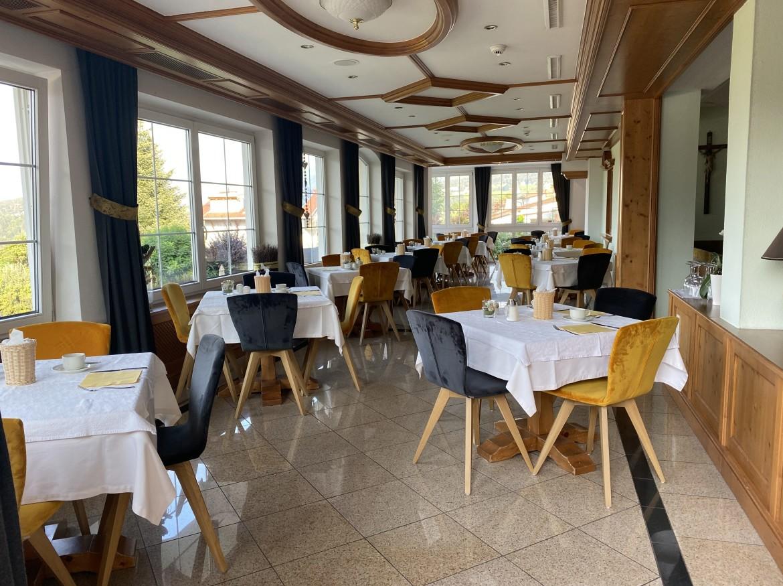Hotel Seppl restaurant