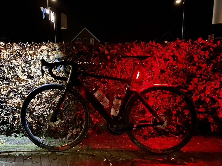 Ravemen fietsverlichting
