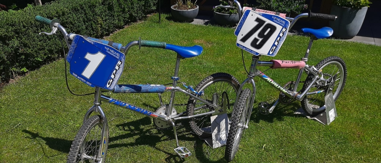 BMX | Dat is toch op zo'n klein fietsje?