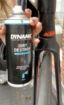 Dirt Destroy