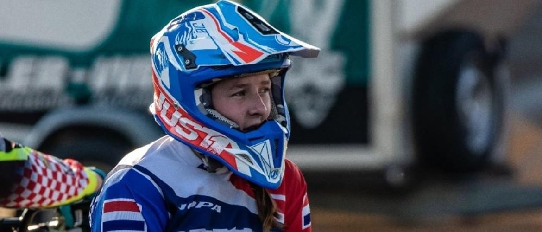 Gastblog // BMX'er Celine vertelt over haar toffe sport