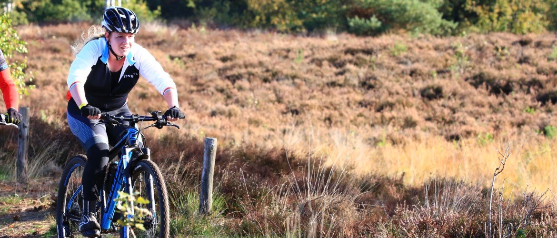Gastblogger Charlotte // Ik was meteen verliefd. Op hem én het mountainbiken.