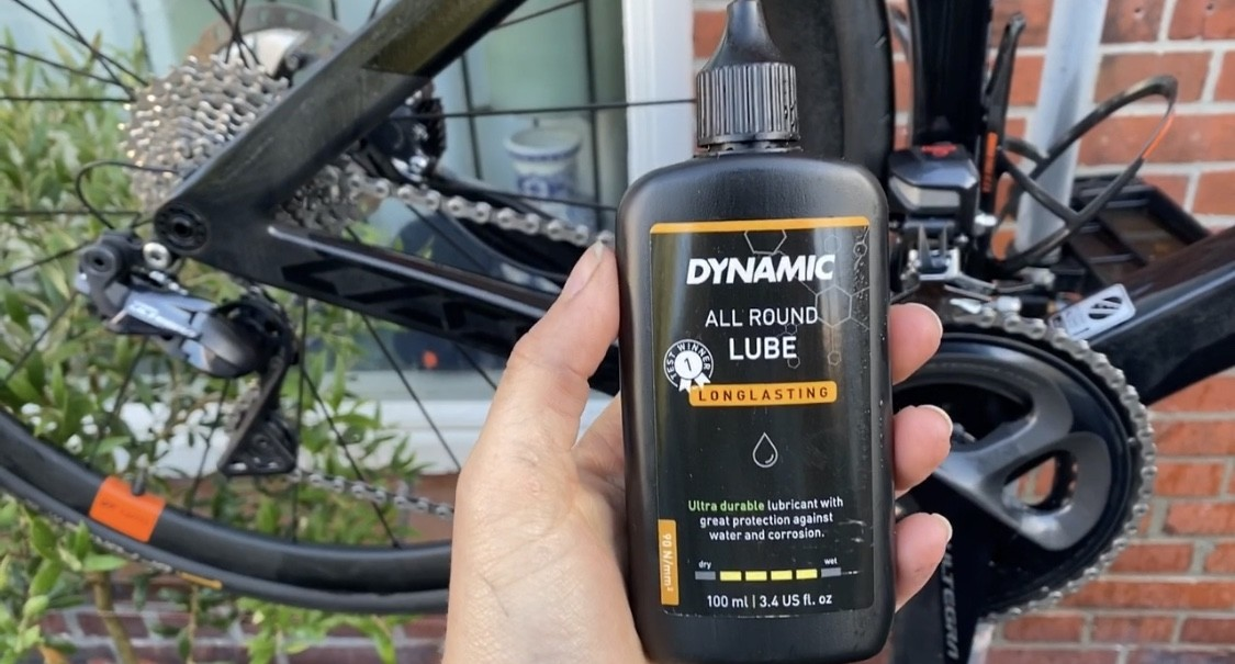 All Round Lube Dynamic Bike Care