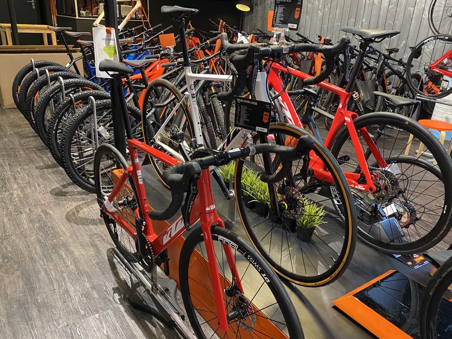 KTM Bike, WR Bikes