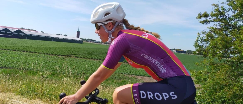 De trainingsweek van Marjolein van 't Geloof