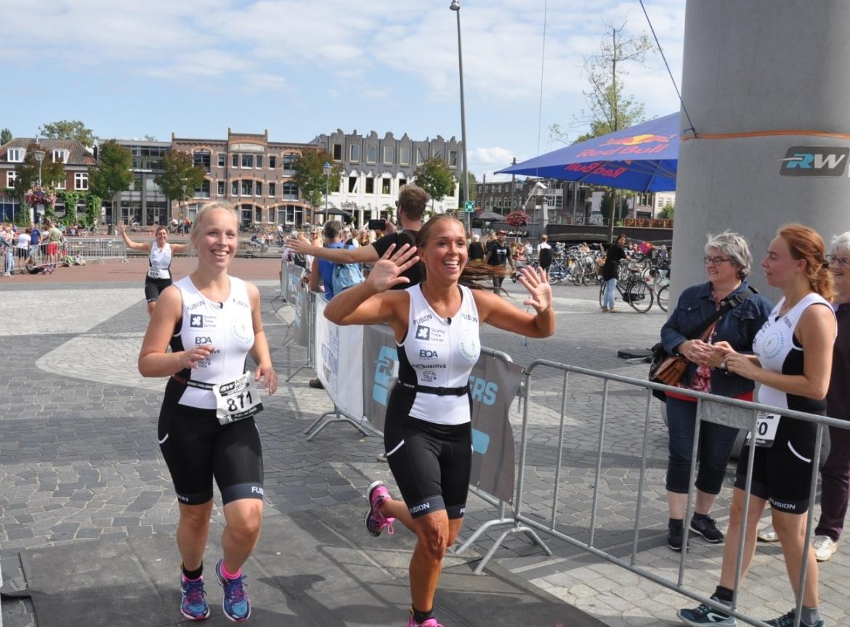Stroomversnellers triathlon
