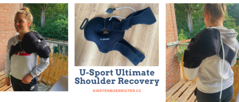 Getest: U-Sport Ultimate Recover Shoulder*