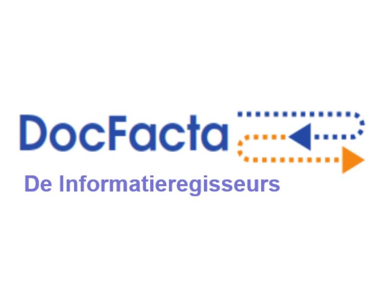 Klantenservice Docfacta informatie regisseur