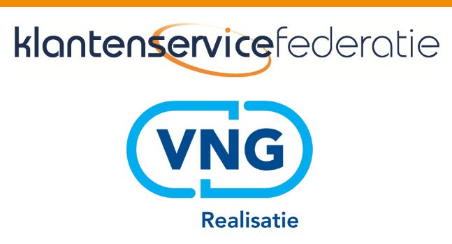 VNG en KSF over omnichannel in contact zijn met burgers en klanten