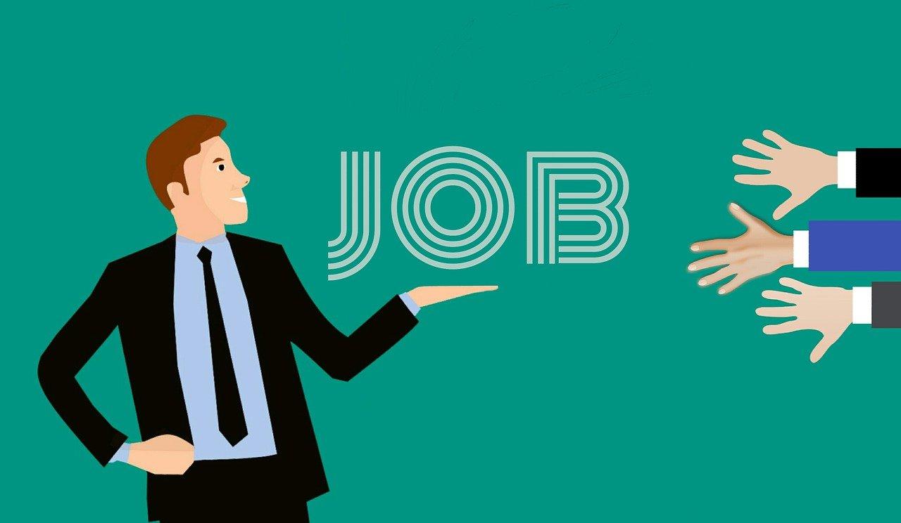 Krapte op de arbeidsmarkt