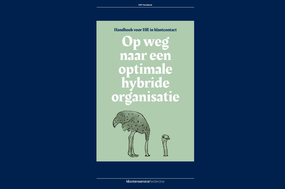 KSF HR-handboek 'Op weg naar een optimale hybride organisatie'