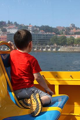 stedentrip Porto met kinderen