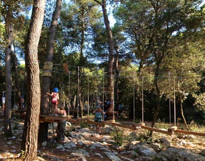 Camping in Kroatië met kinderen