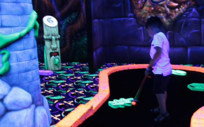 Glowgolf in Kerkrade