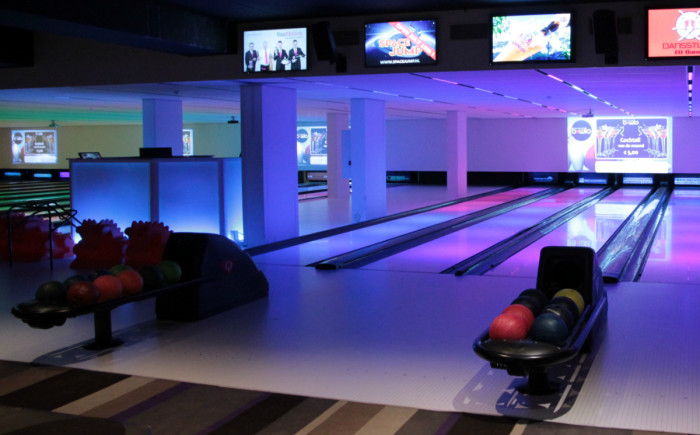 Disco bowlen in Kerkrade