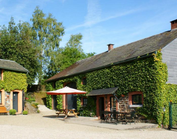 Groot vakantiehuis in de Ardennen