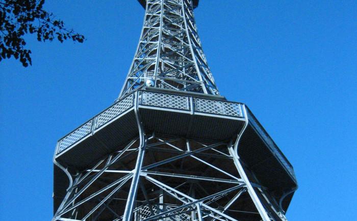 Petrin toren Praag