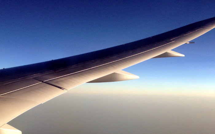 Vliegen naar Sri Lanka