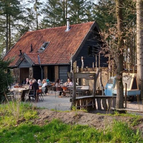 Leuke plek om te lunchen in Brabant met kinderen