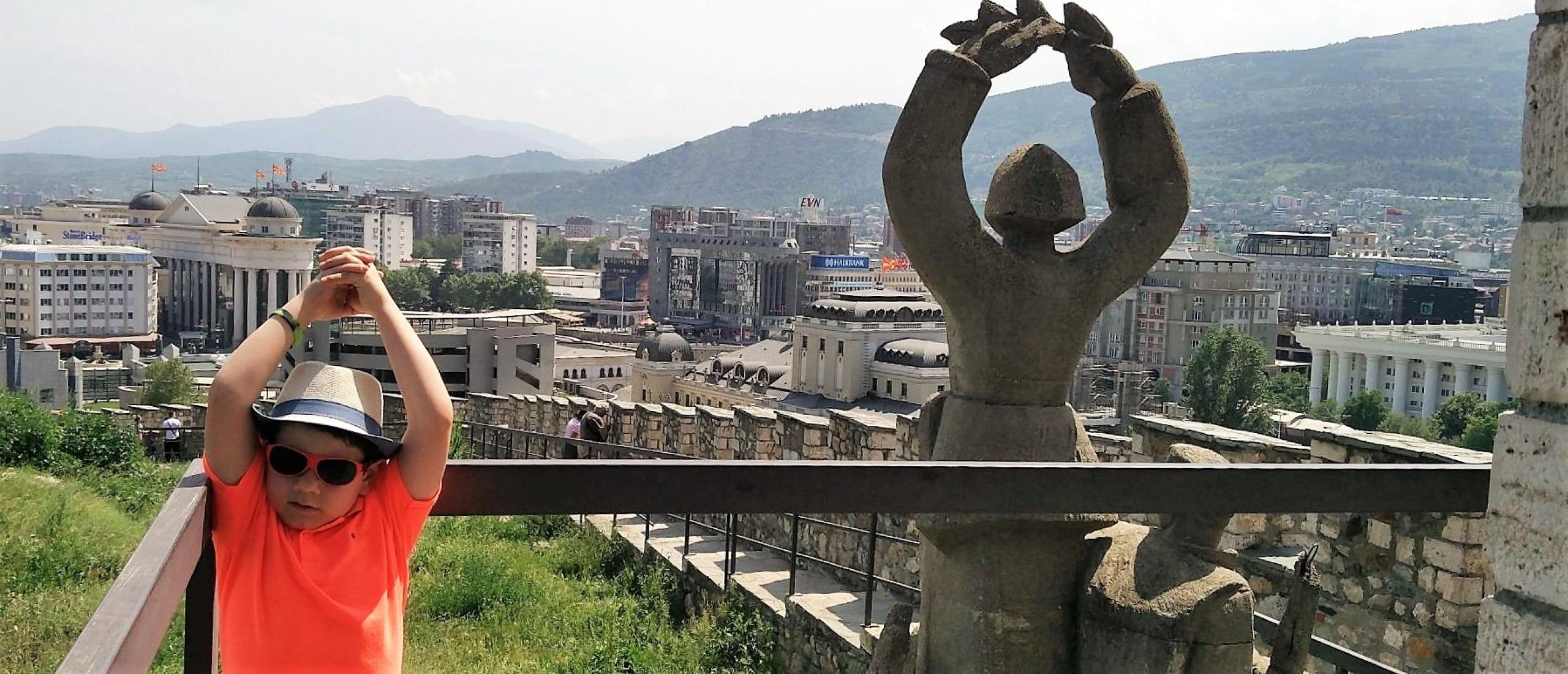 Skopje is prima te doen in één dag