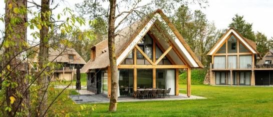 Luxe vakantiehuis in Zeeland voor gezinnen