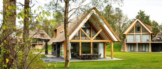 Luxe vakantiehuis in Drenthe voor gezinnen