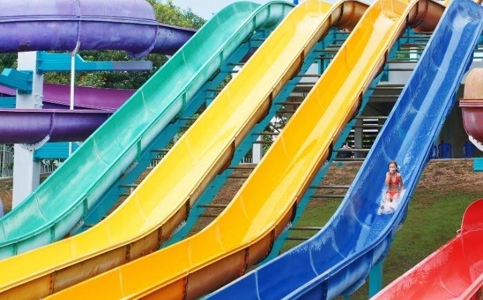 Waterpark in Tsjechie met kinderen