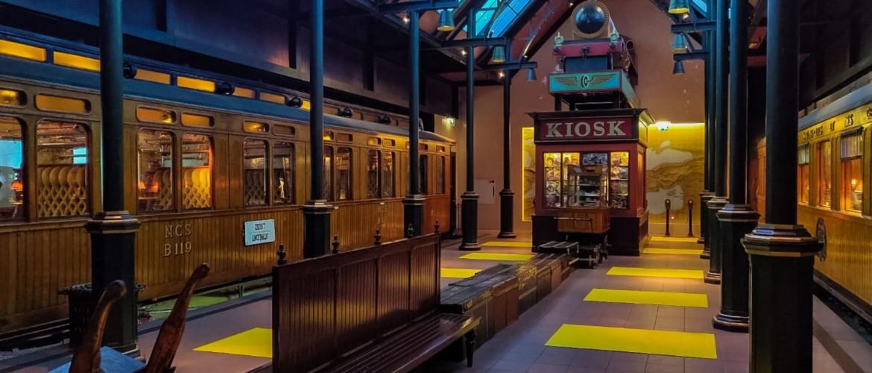 Van Stalen Monsters tot Techlab, het Spoorwegmuseum verrast!