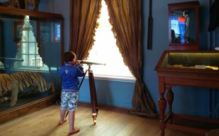 Natuurmuseum Leeuwarden met kinderen