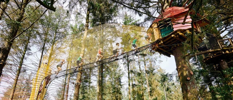 WOW PARK Billund, buitenspelen in een enorm avonturenpark