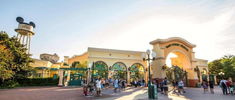 Attracties en magische shows in Walt Disney Studios Park