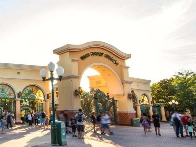 Walt Disney Studios Park met kleine kinderen