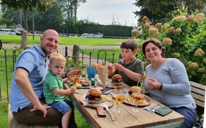 Uit eten in Friesland met kinderen