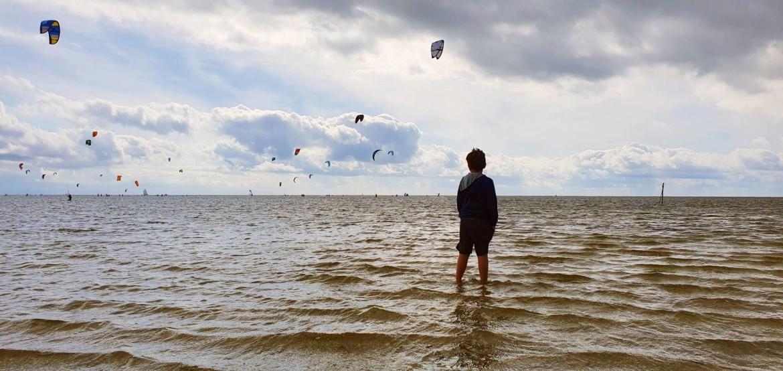 Zuidwest Friesland met een kind