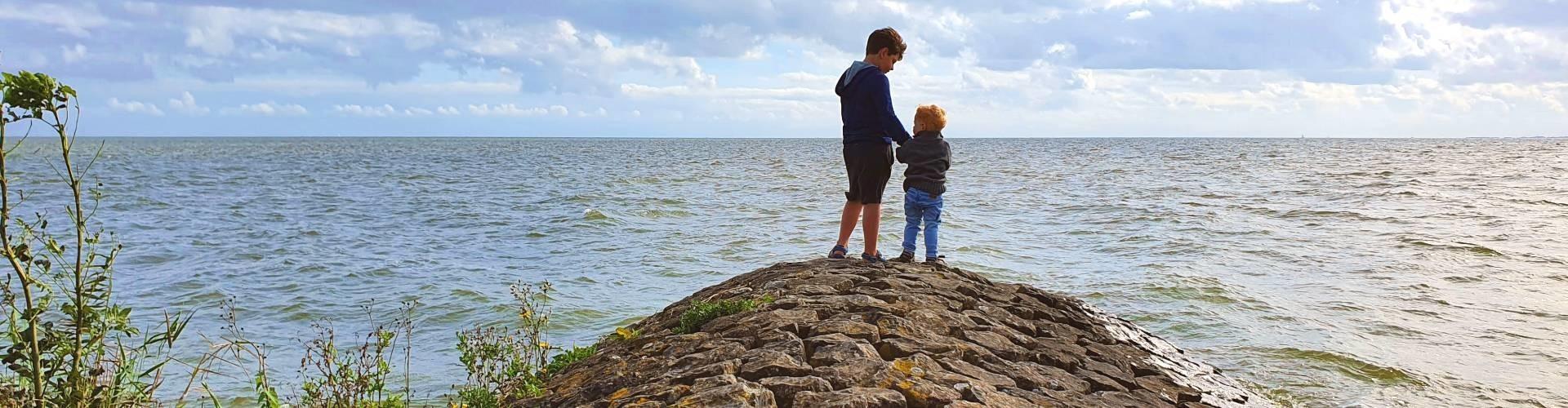 Zuidwest Friesland met kinderen
