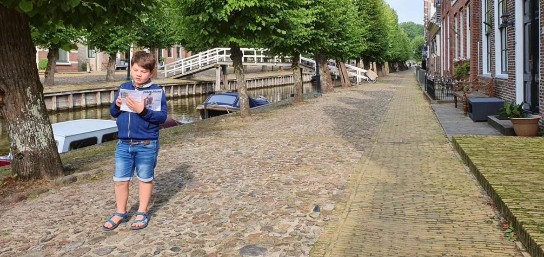 Tips Waterland van Friesland met kinderen