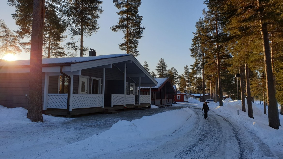 Cabin in Lycksele Zweeds Lapland