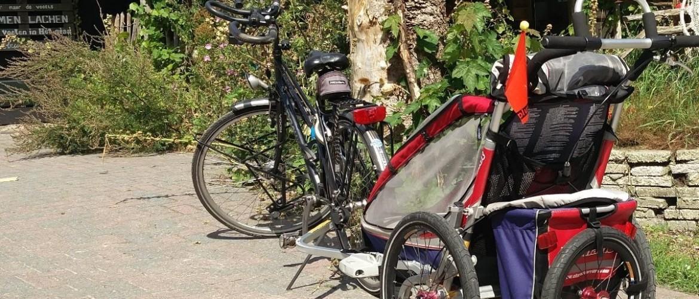 Tips voor de eerste fietsvakantie met je kinderen