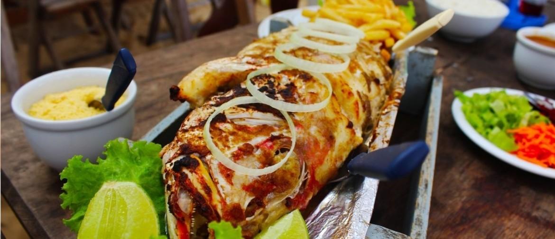 Typische gerechten Formentera