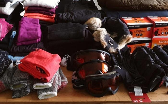 Warme kleding mee naar Lapland