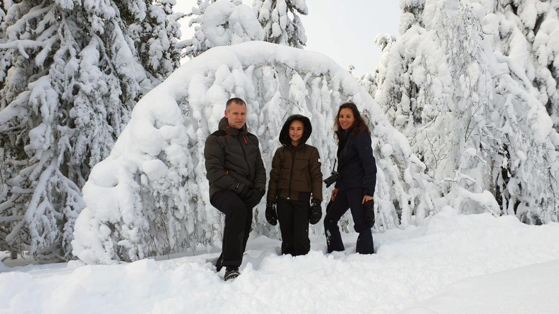 Rondreis Zweeds Lapland met gezin