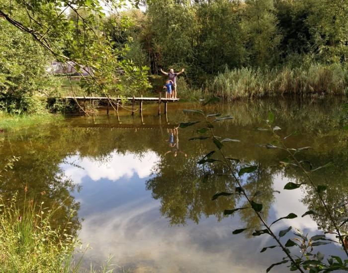 Leuke natuurcamping bij Breda