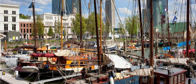 Tips dagje Rotterdam met kinderen