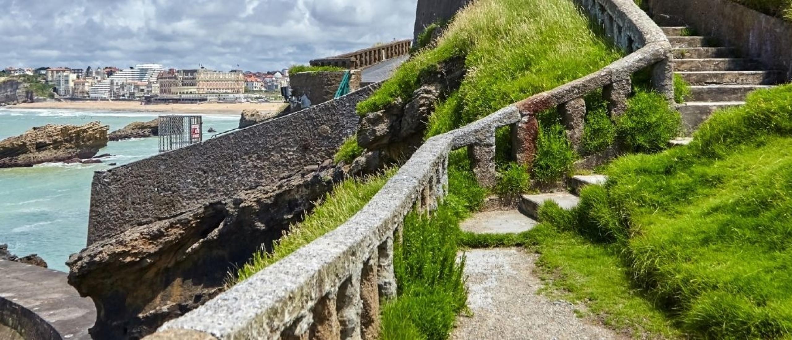 Franse Atlantische kust, van Loire-Atlantique tot Baskenland