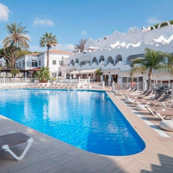 Kindvriendelijk huis in Marbella met zwembad